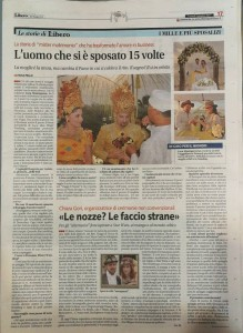 intervista libero mister wedding